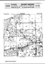 Map Image 001, Aitkin County 1975