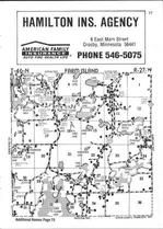 Map Image 012, Aitkin County 1975