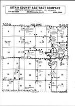 Map Image 022, Aitkin County 1975