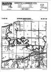 Map Image 002, Aitkin County 1998