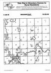 Map Image 005, Aitkin County 1998