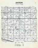 Akron Township East, Big Stone County 1950