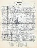 Almond Township, Clinton, Big Stone County 1950
