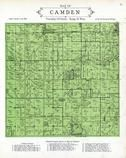 Camden Township, New Germany, Eagle Lake, Mayer, Carver County 1926