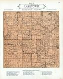 Laketown Township, Pierson Lake, Marsh, Stiger, Auburn, Carver County 1926