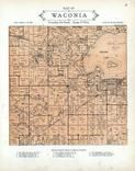 Waconia Township, Mayer, Patterson Lake, Hyde Lake, Carver County 1926