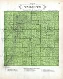 Watertown Township, Swede Lake, Carver County 1926