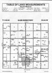 Map Image 003, Clay County 1994
