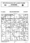 Map Image 023, Clay County 1994