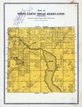 White Earth Indian Reservaton 2, Rice Lake, Clearwater County 1912 Published by The Kenyon Co