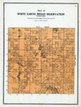 White Earth Indian Reservaton 4, Clearwater County 1912 Published by The Kenyon Co