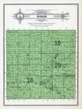 Winsor Township, Berner, Red Lake Falls, Clearwater County 1912 Published by The Kenyon Co