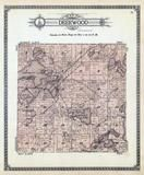Deerwood Township, Oreland, Minister's Point, Hamlet Lake, Agate Lake, Crow Wing County 1913