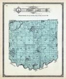 Perry Lake Township, Fools Lake, Adney, Dean, Indian Jack, Crow Wing County 1913