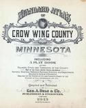 Title Page, Crow Wing County 1913