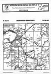Map Image 037, Crow Wing County 1987 Published by Farm and Home Publishers, LTD