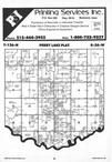 Map Image 054, Crow Wing County 1987 Published by Farm and Home Publishers, LTD