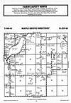 Map Image 072, Crow Wing County 1987 Published by Farm and Home Publishers, LTD