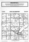 Map Image 076, Crow Wing County 1987 Published by Farm and Home Publishers, LTD