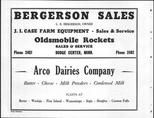 Bergerson Sales, Arco Dairies Company