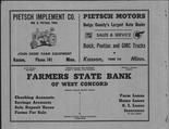 Pietsch Implement Co., Farmers State Bank