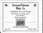 Syverson Patterson Motor Co.