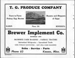 T.G. Produce Company, Brewer Implement Co.