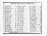 Dodge County Farmers Directory 021, Dodge County 1952