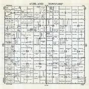 Ashland Township, Dodge County 1952