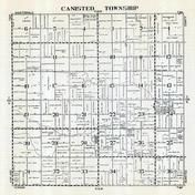 Canisteo Township, Dodge County 1952