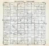 Ellington Township, Dodge County 1952