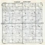 Vernon Township, Dodge County 1952