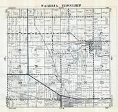 Wasioja Township, Dodge County 1952