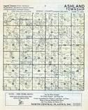 Dodge County - Ashland Township, Vlasat, Dodge and Olmsted Counties 1956c
