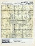 Dodge County - Mantorville Township, Kasson, Dodge and Olmsted Counties 1956c