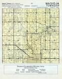 Dodge County - Wasioja Township, Dodge Center, Eden, Dodge and Olmsted Counties 1956c