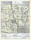 Olmsted County - Cascade Township, Rochester, Dodge and Olmsted Counties 1956c