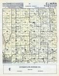 Olmsted County - Elmira Township, Chatfield, Dodge and Olmsted Counties 1956c