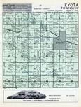 Olmsted County - Eyota Township, Laird, Dodge and Olmsted Counties 1956c
