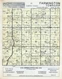 Olmsted County - Farmington Township, Potsdam, Dodge and Olmsted Counties 1956c