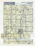 Olmsted County - High Forest Township, Judge, Stewartville, Dodge and Olmsted Counties 1956c