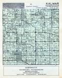 Olmsted County - Kalmar Township, Douglas, Byron, Danesville, Dodge and Olmsted Counties 1956c