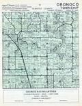 Olmsted County - Oronoco Township, Dodge and Olmsted Counties 1956c