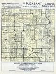 Olmsted County - Pleasant Grove Township, Simpson, Dodge and Olmsted Counties 1956c