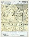 Olmsted County - Rochester Township, Dodge and Olmsted Counties 1956c