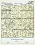 Olmsted County - Salem Township, Dodge and Olmsted Counties 1956c