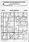 Steele County Map Image 001, Dodge and Steele Counties 1991