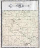 Arendahl Township, Root River, Fillmore County 1896