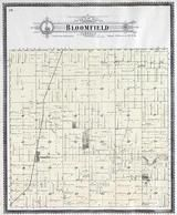 Bloomfield Township, Ostrander, Etna, Fillmore County 1896