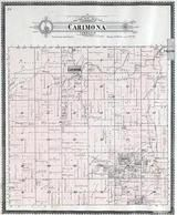 Carimona Township, Preston, Willow Creek, Fillmore County 1896